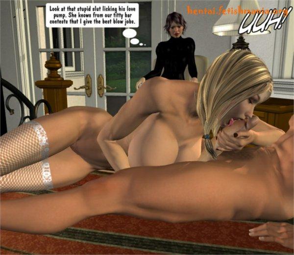 Велма порно комиксы